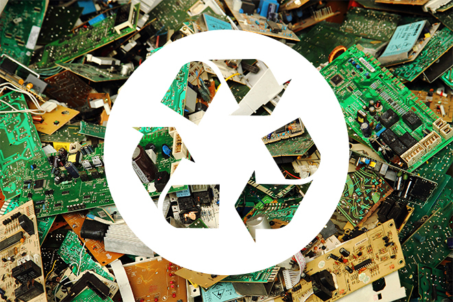 Spring Cleaning: How to Recycle Old Electronics